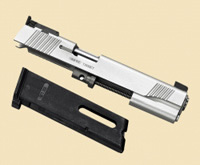 Kimber Rimfire Target Conversion Kit with Adjustable Sights