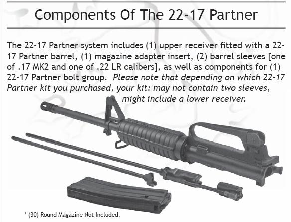 CombatRifle net - Colt AR-15,AR15,M16 22 Long Rifle Conversion Kit