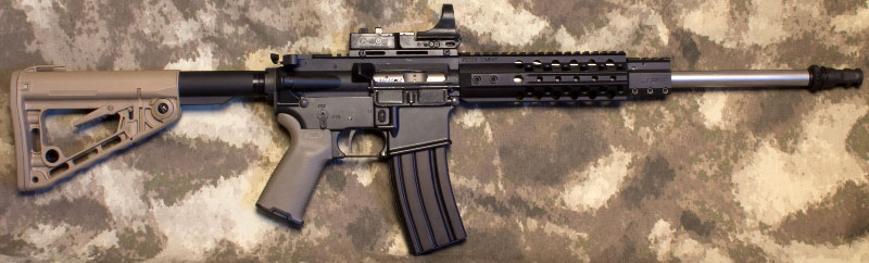 300 BLACKOUT AR-15