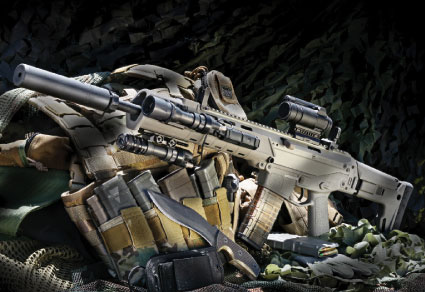Custom writing review rifles