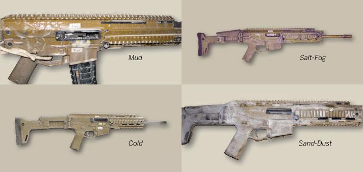 Bushmaster key generator