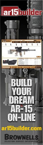Build an AR-15 with AR-15 BUILDER