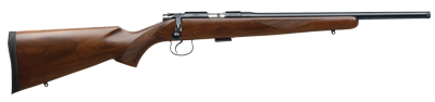 "CZ 452 AMERICAN 16"" THREADED BARREL"