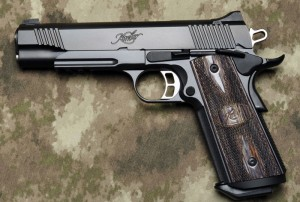 KIMBER TACTICAL ENTRY II PICTURES