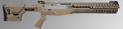 Troy Industries M14 Modular Chassis Systems (MCS) SASS