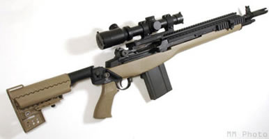 VLTOR M14  M1A  SOCOM Series  M14 Socom Tactical