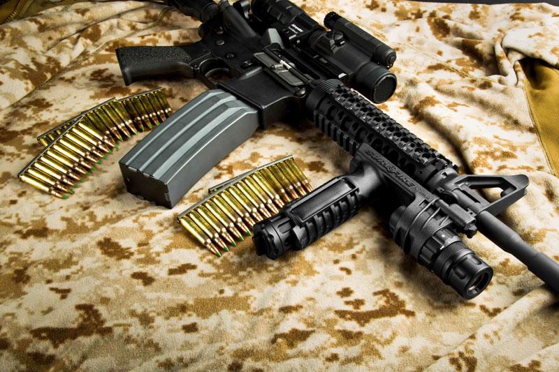 CombatRifle net - AR-15 10/22 GSG-5 Magazine Upgrade Parts