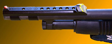 Tactical Shotgun Optics and Sights