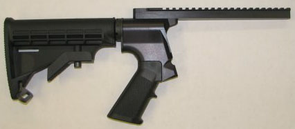 Cavalry Arms SST-870 AR-15 Shotgun Stock