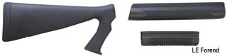 SpeedFeed Pistol Grip Tactical Shotgun Stock Set