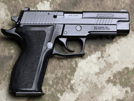 SIG SAUER P226 ENHANCED ELITE 40S&W HANDGUN